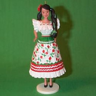 1998 Barbie - Mexican #3