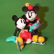 1997 Disney - New Pair Skates