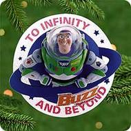 2000 Disney - Buzz Lightyear Hallmark Ornament