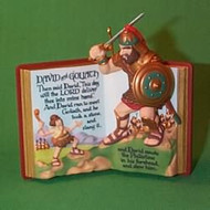 1999 Favorite Bible Stories #1 -David And Goliath