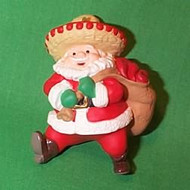 1999 Feliz Navidad - Santa