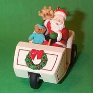 1999 Here Comes Santa #21 - Golf Cart