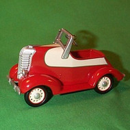 2000 Kiddie Car Classic - '38 Lin. Zephyr Hallmark Ornament