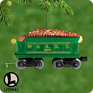 2000 Lionel - Tender Hallmark Ornament
