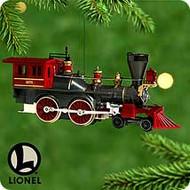 2000 Lionel #5 - General Steam Hallmark Ornament