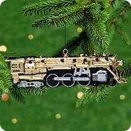 2000 Lionel - 100th Anniv. Gold Hallmark Ornament