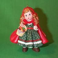 1997 Madame Alexander #2 - Little Red Riding Hood