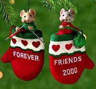 2000 Close-Knit Friends Hallmark Ornament