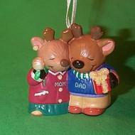 2000 Mom and Dad Hallmark Ornament