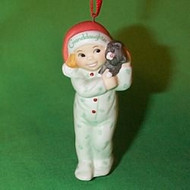 2000 Granddaughter Hallmark Ornament