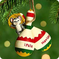 2000 Feliz Navidad Hallmark Ornament