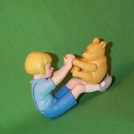 1999 Winnie The Pooh #1 - Playing With Pooh