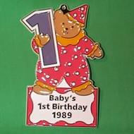 1989 Babys First Birthday