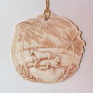1991 Hall Family Ornament - No Card