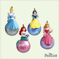 2005 Disney - Royal Princesses - Set 4