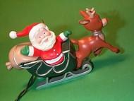 1989 Rudolph Rednosed Reindeer