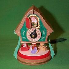 1992 Enchanted Clock