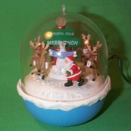 1993 North Pole Merrython