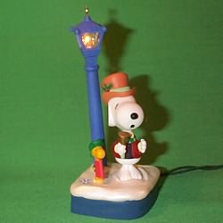 1994 Peanuts Lighted #4