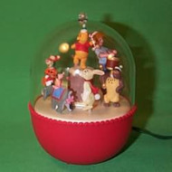 1994 Winnie The Pooh - Lighted