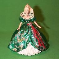 1995 Barbie - Holiday #3