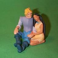 1995 Disney - Pocohontas - Pocahontas And John