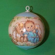 1991 Babys 1st Christmas - Boy