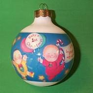 1995 Baby's 1st Christmas - Boy