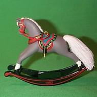 1993 Rocking Horse #13 - Gray