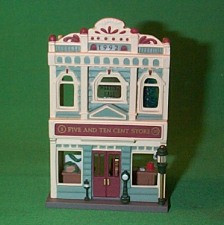 1992 Nostalgic Houses #9 - 5 And 10 Cent Store