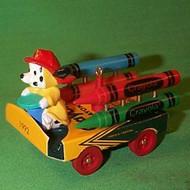 1992 Crayola #4 - Fire Truck