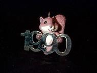 1990 Fabulous Decade #1 - Squirrel