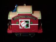1989 Here Comes Santa #11 - Christmas Caboose