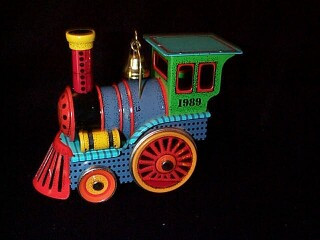 1989 Tin Locomotive #8F