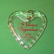 1991 5 Yrs Together
