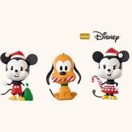 2008 Disney - All Set For Christmas Mini Set of 3