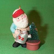 1992 Green Thumb Santa
