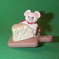 1992 Merry Swiss Mouse