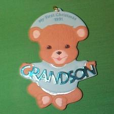 1991 Grandson 1st Christmas