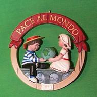 1991 Peace On Earth #1 - Italy