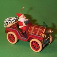 1995 Here Comes Santa #17 - Roadster