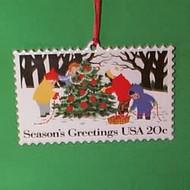 1994 U.S. Christmas Stamp #2