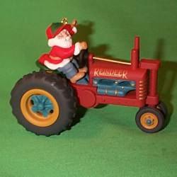1994 Here Comes Santa #16 - Tractor