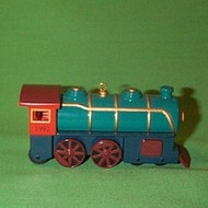 1992 Sky Line Train - Locomotive