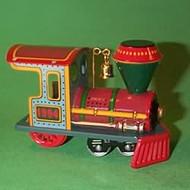1994 Yuletide Central #1 - Locomotive