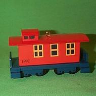 1992 Sky Line Train - Caboose