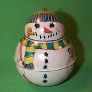 1991 Jolly Wolly Snowman