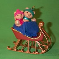1994 1st Christmas Together - Sleigh