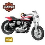 2010 Harley Davidson - Mini #12 - 1972 Harley