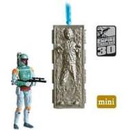 2010 Star Wars - Boba Fett And Han Solo